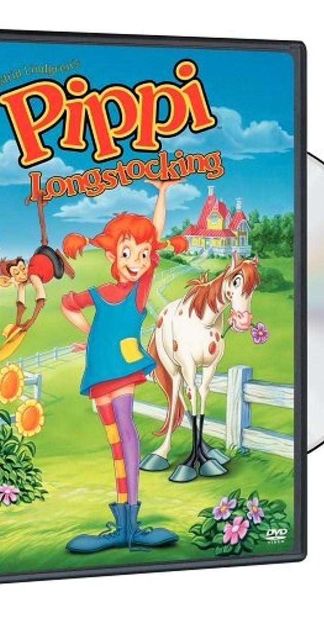 Pepė Ilgakojinė / Pippi Longstocking (1997)  Online