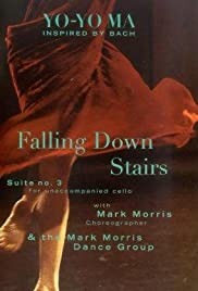 Bach Cello Suite #3: Falling Down Stairs Poster