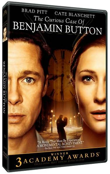 The Curious Case Of Benjamin Button 2008