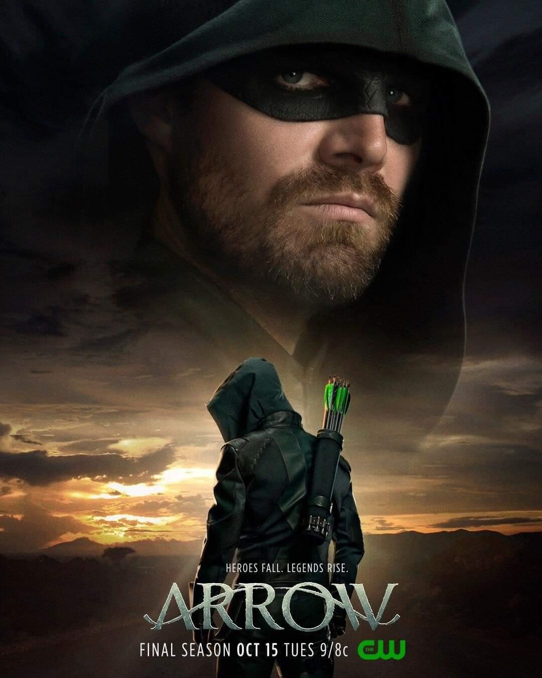 Strėlė (8 Sezonas) / Arrow Season 8 online