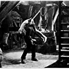 Boris Karloff stars as the monster