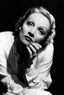 Marlene Dietrich androgyny