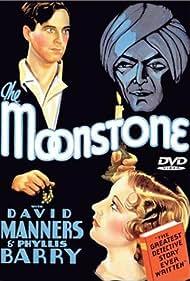 Phyllis Barry, Gustav von Seyffertitz, and David Manners in The Moonstone (1934)