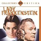 Joseph Cotten, Rosalba Neri, and Riccardo Pizzuti in La figlia di Frankenstein (1971)