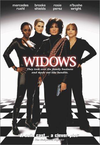 Brooke Shields, Rosie Perez, Mercedes Ruehl, and N'Bushe Wright in Widows (2002)