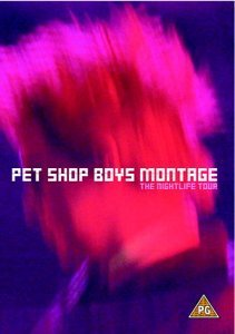 Pet Shop Boys: Montage - The Nightlife Tour