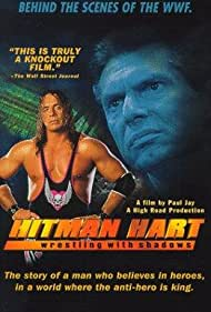 Bret Hart and Vince McMahon in Hitman Hart: Wrestling with Shadows (1998)