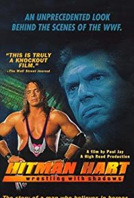 Primary photo for Hitman Hart: Wrestling with Shadows