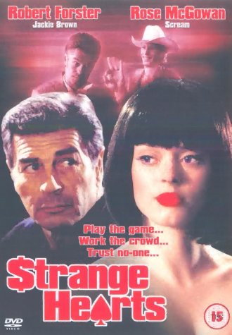 Rose McGowan and Robert Forster in Strange Hearts (2002)