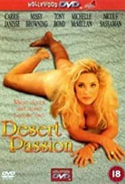 Desert Passion (1993) Poster - Movie Forum, Cast, Reviews