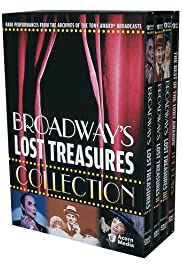 Broadway's Lost Treasures Poster