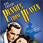 Bing Crosby and Edith Fellows in Pennies from Heaven (1936)
