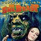 Barbara Steele in The She Beast (1966)