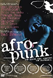 Afro-Punk (2003) Poster - Movie Forum, Cast, Reviews