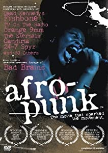 Watch full movie links online Afropunk: The 'Rock n Roll Nigger' Experience by [BDRip]