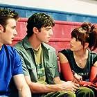 Chris Evans, Scarlett Johansson, and Bryan Greenberg in The Perfect Score (2004)