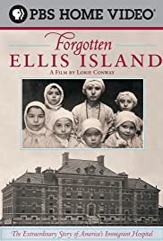 Forgotten Ellis Island Poster