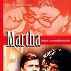 Rainer Werner Fassbinder, Karlheinz Böhm, and Margit Carstensen in Martha (1974)