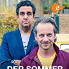 Fabian Busch and Bastian Pastewka in Sommer nach dem Abi (2019)