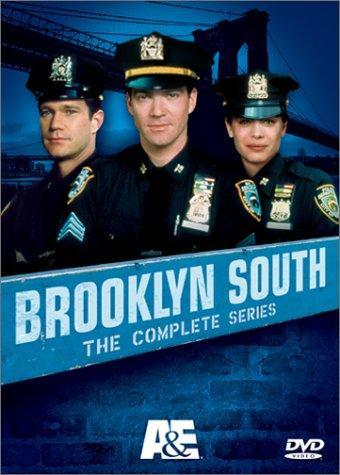 Yancy Butler, Jon Tenney, and Dylan Walsh in Brooklyn South (1997)