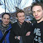Simon Baker, Gregory Smith, and Alan Brown at an event for Book of Love (2004)