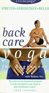 Full quality movie downloads Living Yoga: Back Care Yoga for Beginners [mpeg]