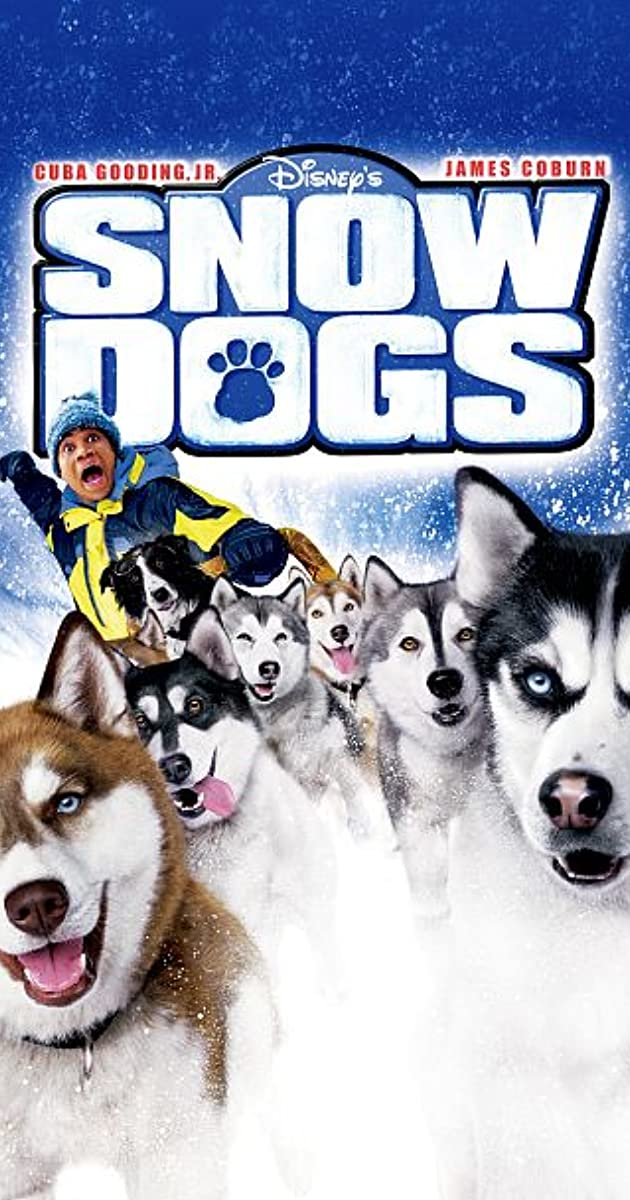 Subtitle of Snow Dogs