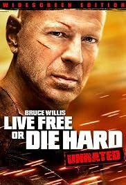 Live Free or Die Hard Gag Reel Poster