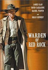 Warden of Red Rock Poster