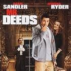 Winona Ryder, Adam Sandler, and John Turturro in Mr. Deeds (2002)