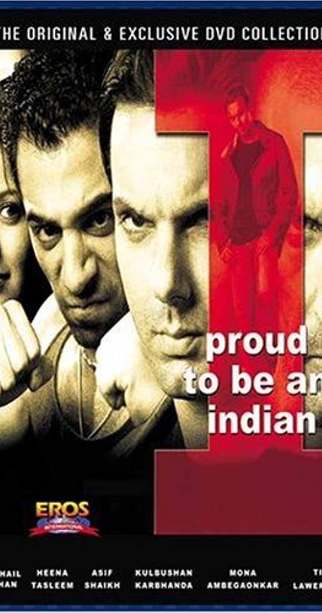 I Proud To Be An Indian 2004 Imdb