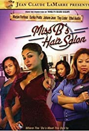 Miss B's Hair Salon Poster