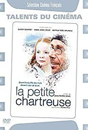 The Girl from the Chartreuse Poster