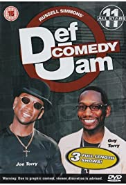 Def Comedy Jam: All Stars Vol. 11 Poster