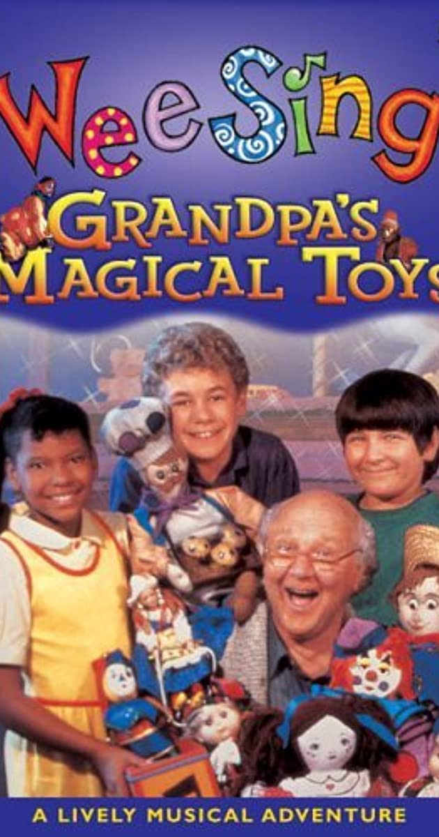 Who Stole The Cookie From The Cookie Jar Book Interesting Grandpa's Magical Toys Video 60 Quotes IMDb