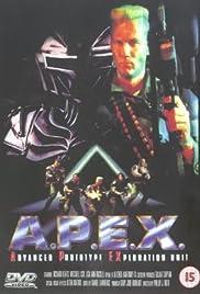 A.P.E.X.(1994) Poster - Movie Forum, Cast, Reviews