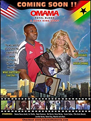 Drama Omama: Royal Blood Movie
