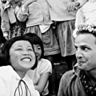 """""""Teahouse of the August Moon, The"""" Marlon Brando on location in Japan"""