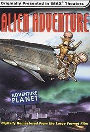 Alien Adventure Poster