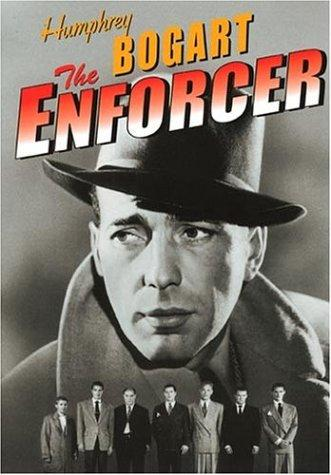 Humphrey Bogart in The Enforcer (1951)