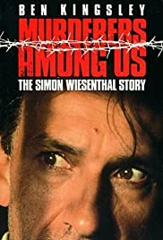 Murderers Among Us: The Simon Wiesenthal Story (1989) Poster - Movie Forum, Cast, Reviews