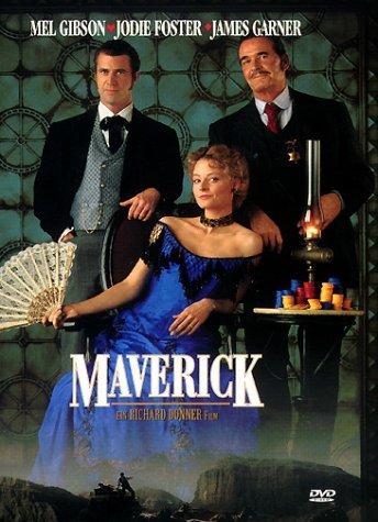 Maverick 1994 Movie Trading Card #42 Mel Gibson as Maverick