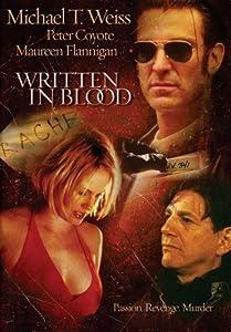utorrent free english movie downloads Written in Blood [BDRip]