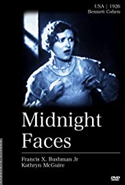 Midnight Faces Poster