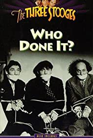 Who Done It? (1949) Poster - Movie Forum, Cast, Reviews