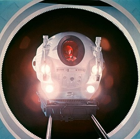 """2001: A Space Odyssey,"" MGM 1968. Keir Dullea"