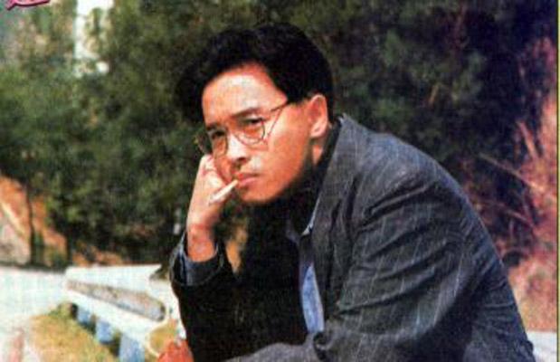 Leslie Cheung in Sha zhi lian (1988)
