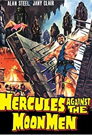 Hercules Against the Moon Men (1964) Poster - Movie Forum, Cast, Reviews