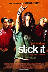 Movie clips downloads Stick It Germany [Bluray]