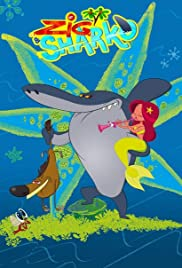 Zig and Sharko Poster